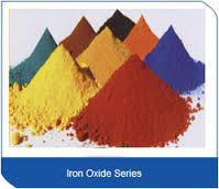top Red Iron oxide used in Paints, concrete, rubber, fertilizer, animal feeds