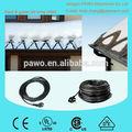 Personalizado& techo canal de descongelación de hielo de cable de calefacción con el ce/de certificación ul para europa y américa del norte