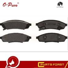 O-PURE / H4H / less & half metal / BRAKE PAD SET /105.03760/7265-D376 for BUICK-REGAL