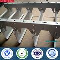 venta caliente de la hoja de aluminio lineal sistema de techo