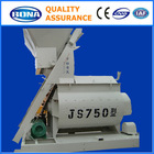 JS750 foam concrete batch machine mixer malaysia