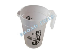 2014 Food Grade 500ml stackable beer cup for Hotel, Bar and Household