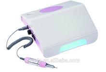 JSDA 6500 China suppier beauty best led nail lamp 85w lamp drying polish machine