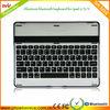 Golden Supplier P2092 Aluminum wireless bluetooth mechanical keyboard for ipad 2/3/4