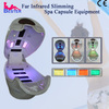 Guangzhou Beauty Supplier Deluxe Infrared Ozone Sauna Spa Capsule