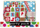 trending hot products napkins with straws party set for Christmas party
