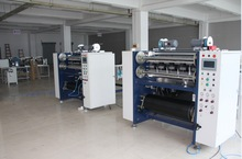 made in China most stable modern design SIEMENS PLC best selling good quality professional fax ribbon slitting machine