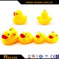 De plástico amarillo patos/de plástico pato de goma/ponderado de patos de goma