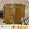 Ceiling hanging room dividers decorative metal chain curtain