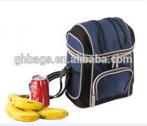 600D bottle cooler bag lunch bag food bag with nice new style