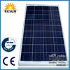 high quality hot sale 100w solar module 100w poly solar panel