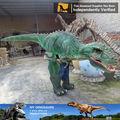 Mi dino- animatronic realista para adultos traje de dinosaurio