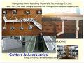 Precio bajo para tejados canalones& accesorios