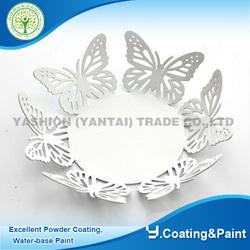 fruit plate coating use electrostatic coating food grade paint