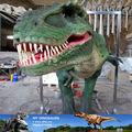 N- c- w- 442- simulación mecánica dinosaurio t-rex de vestuario