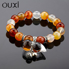 OUXI New arrival women's fashion lucky Natural stone bracelet Jewelry T30001