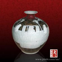 Modern style small jingdezhen porcelain vase for home decoration