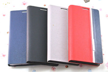 New design Private customize handy leather case for Nokia C7