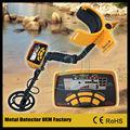 2014 nuevo oro Detector de metales md6250, Tesoro buscador del Detector de metales de oro Detector