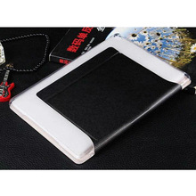 For iPad Air 2 Leather Transparent Crystal Combo Stand Case