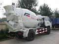 Foton FORLAND şasi 4*2 mini 4 metreküplük beton mikser kamyonu satılık
