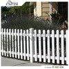 Made in China Fentech Top Standard White Cheap Elegant Vinyl Fence Colors
