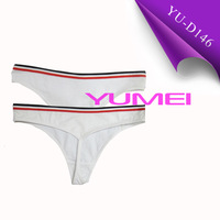 White cotton young girl underwear sexy g srting