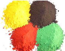 Industry grade Iron oxide paint use