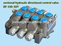 lpm 50 el cultivo del tractor máquinas de corte hidráulico de la válvula de control