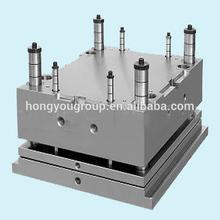 Professional ISO9001 Standard Custom moldes fabricante