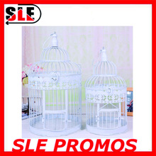 2015 hot selling decorative cage bird cage decorative