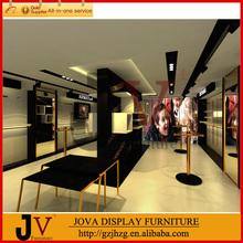 Fashion modern design retail children clothing store furniture