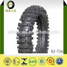 Motorcycle Tyre 4.60-17 TUBE TYPE