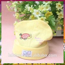 2014 Fashion cotton interlock infant baby boys hat baby cap for boys baby caps