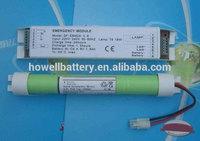 Central battery systems for emergency lighting/led emergency kit