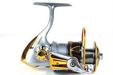 Popular Spining Reel Fishing reel Spining Wheel Front Drag Spining Reel Ocean Fishing Wholesale GF12