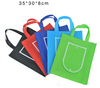 Various Color Reusable Foldable Wallet Shape Non-woven Lady Hand Shopping Bag