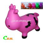 CZU 2014 new PVC inflatable jump animal