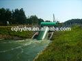 Personalizando mini hydro power plant( hpp)