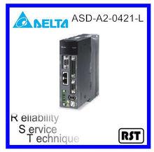 Delta ASD-A2-0421-L 400W 220V 1-Phase AC Servo Drive