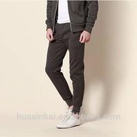 Fashion embroidery/print sweat pants both men and women