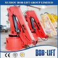 Hot selling 5ton hydraulic boom hoist crane barges for sale in dubai SQ5ZA2