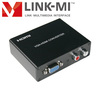 LINK-MI Full HD s-video vga rca to hdmi converter support 1280*1024