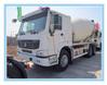 Sinotruk concret truck mixer specifications HOWO truck ZZ1257M3647C