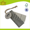 Promotion excellent design pvc rubber hang tag in Guangzhou