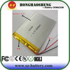 In Stock 357090 3.7v 2500mah rechargeable li-polymer replacement tablet battery