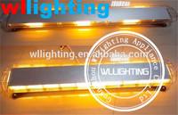"47"" COB Directional traffic advisor car emergency strobe light bar 1200m"