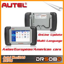 2014 Professional Autel MaxiDAS DS708 Universal Original Autel DS708 Auto Scanner Free Update Online Multi-language