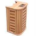 Masaje del pie sauna infrarrojo lejano sauna pie barril para el peso detoxing( ce/rosh/iso)