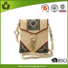 Reusable customized indian traditional bag designs